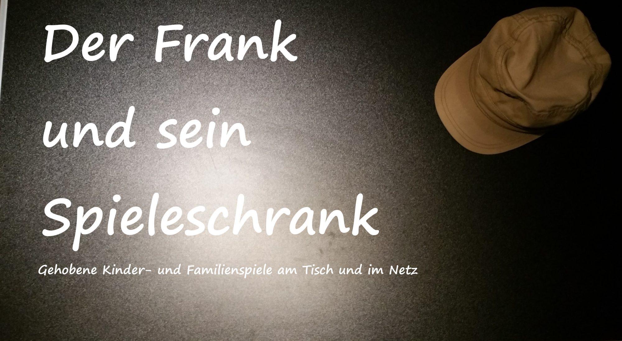 Der Frank und sein Spieleschrank